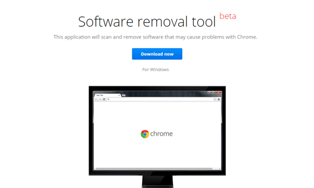 Chrome Software Removal Tool – Deixe o Chrome limpinho