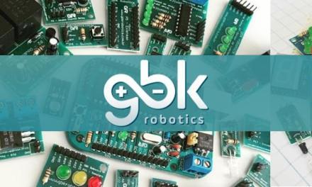 Vamos ajudar a GBK Robotics?