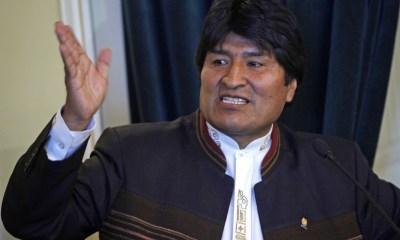 Evo Morales pide justicia por la Masacre de Senkata