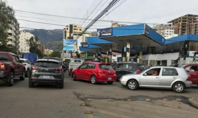 Desabastecimiento de gasolina