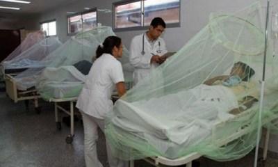 dengue en Cochabamba