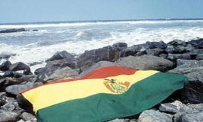 Enclaustramiento de Bolivia