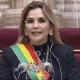 Jucio de responsabilidades para Jeanina Áñez