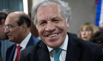 Almagro secretario general de la ONU