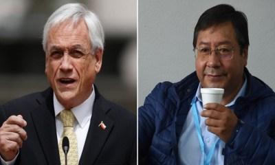 Realacion bilateral entre Bolivia y Chile
