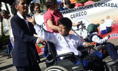 Día de los discapacitados