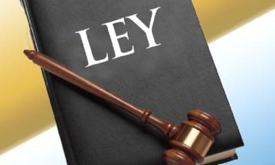 La ley es para todos