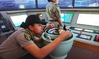 Capacitación naval