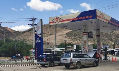 Escases de combustible