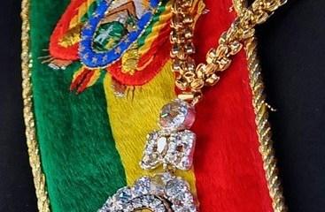 Emblema presidencial boliviano