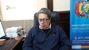 Consul general de Bolivia en Argentina
