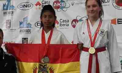 Final del Kata Sudamericano