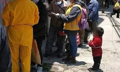 Ayuda a niños pobres