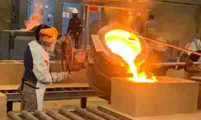 planta de fundición TEC SUCCA SRL.