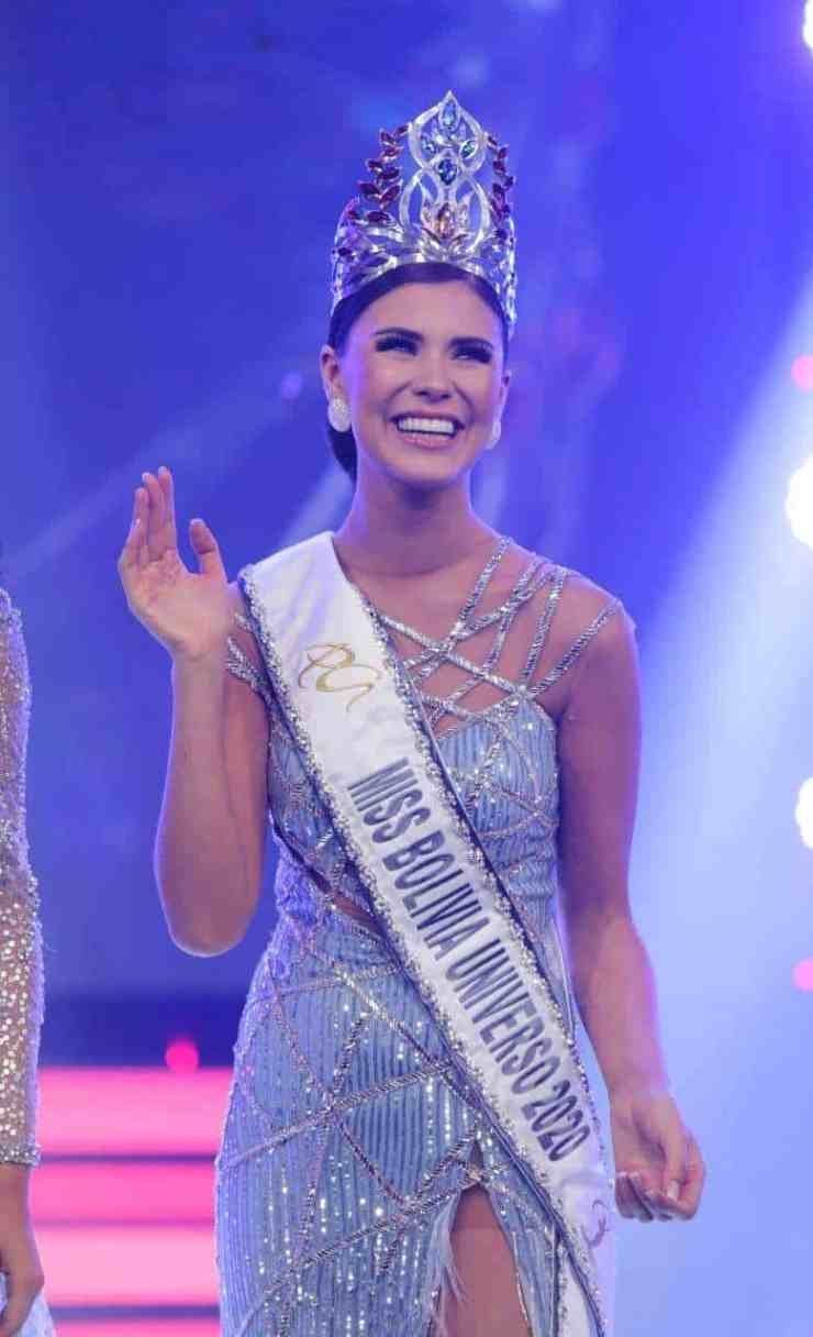 Nueva Miss Bolivia 2020