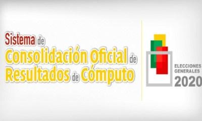 Consolidado digital del TSE