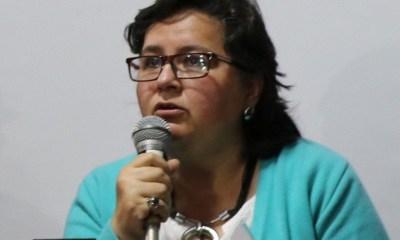 Ministra de trabajo