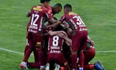 Always Ready campeón del fútbol boliviano