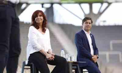 Vicepresidenta de la Argentina Cristina Fernández de Kirchner