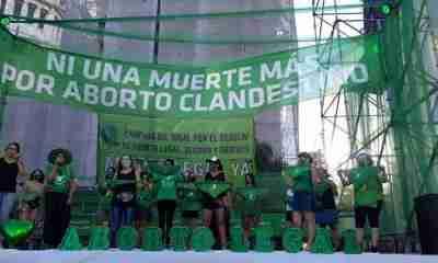 Ley de Aborto Legal en Argentina
