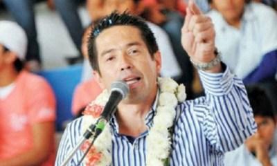 Candidato por el MAS