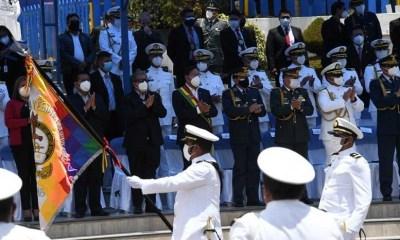 Estado Mayor Naval de la Armada Boliviana,
