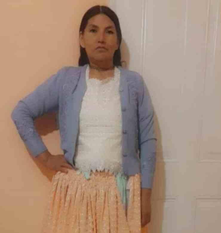Francisca Herrera Comodoro Rivadavia