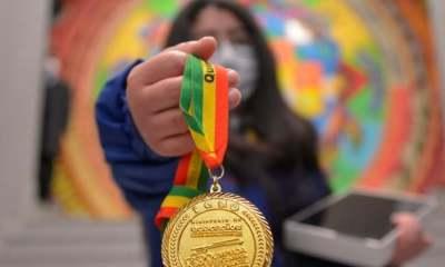 Olimpiadas Científicas Estudiantiles