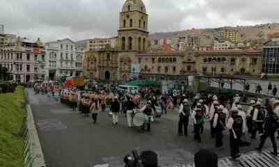 masacres en Senkata de El Alto y Sacaba