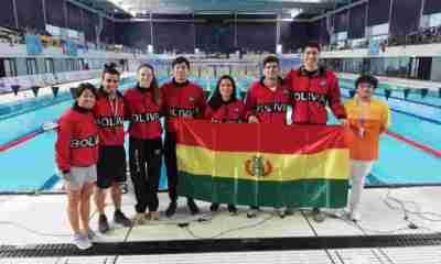 Bolivia en el Sudamericano Absoluto en Argentina