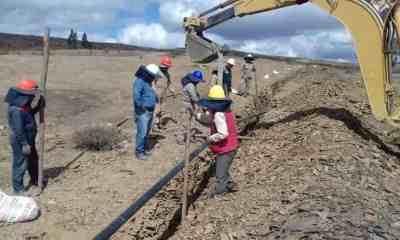 Gasoducto a Chuquisaca