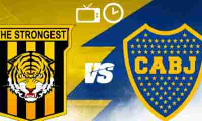 The Strongest vs Boca en vivo