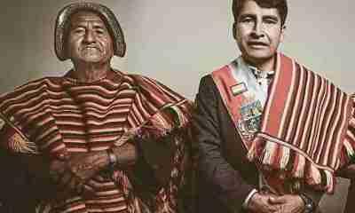 Padre del Gobernador de Chuquisaca