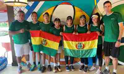 Selección juvenil de Tenis Boliviano