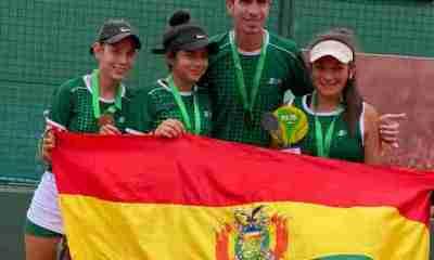 Bolivia en el Sudamericano de Asunción Paraguay