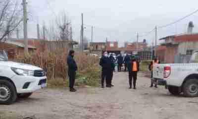 Bolivono asesinado en Estaban Echeverria