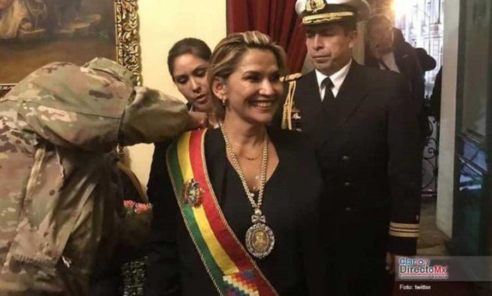 Jeanine Añez cárcel