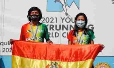 Bolivia Mundial Juvenil de Skyrunning