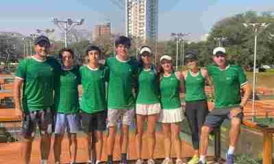 Selección Boliviana de tenis