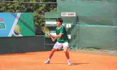 Sudamericano de tenis en Paraguay
