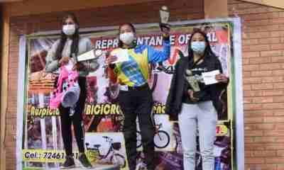 Campeonato de bicicross Bolivia
