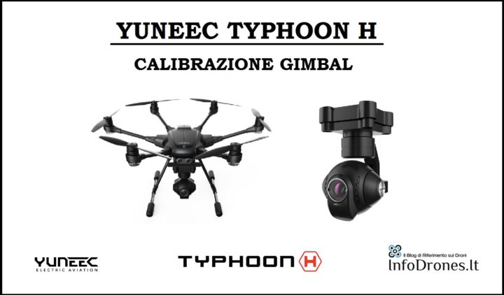 Come Eseguire La Calibrazione Del Gimbal Sul Typhoon H