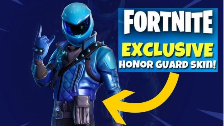Fortnite Honor Guard Skin How Do You Get The Fortnite Honor Guard