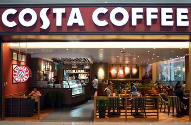 Costa Coffee quer ter mais de 30 lojas até 2015