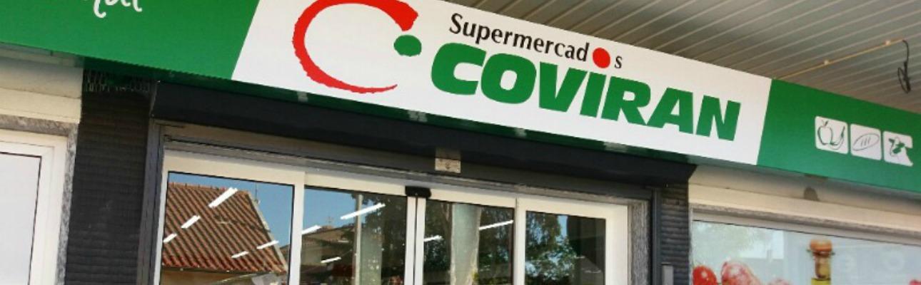 Coviran abre quatro novas lojas em Portugal