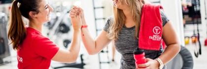 Fitness Factory abre em Paredes