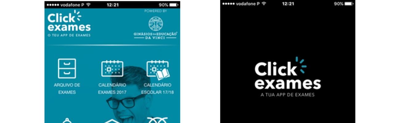 Ginásios da Educação Da Vinci lança app que ajuda alunos a prepararem-se para os exames