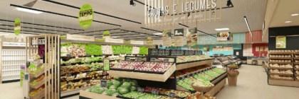 Intermarché investe 1 M€ na loja de Alvor