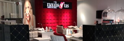 Nails4Us do El Corte Inglés cria espaço dedicado a pedicure