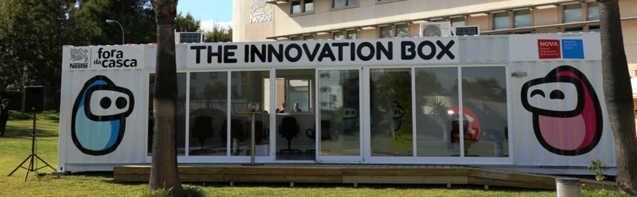 Nestlé vai apoiar empreendedorismo 'fora da casca'